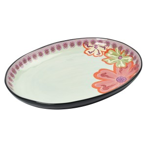 14 Inch Platter by Kathy Davis  sc 1 st  Tabletops Unlimited & Set of Six 8.25 Inch Salad Plates by Kathy Davis | Tabletops Unlimited