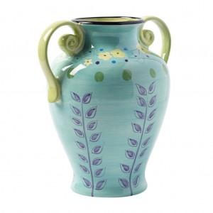 KD-T6513-EC- 12.25 Inch Vase by Kathy Davis