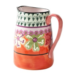 KD-T6411-EC-3 quart Pitcher by Kathy Davis