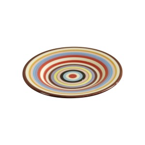 ... TMS-M6802-EC-Set of Four 8.75 inch Salad Plates by Tabletops Lifestyles  sc 1 st  Tabletops Unlimited & Sedona Set of Four 8.75 Inch Ceramic Salad Plates by Tabletops ...