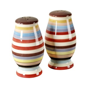 TMS-M6834-EC-Salt and Pepper shaker set by Tabletops Lifestyles