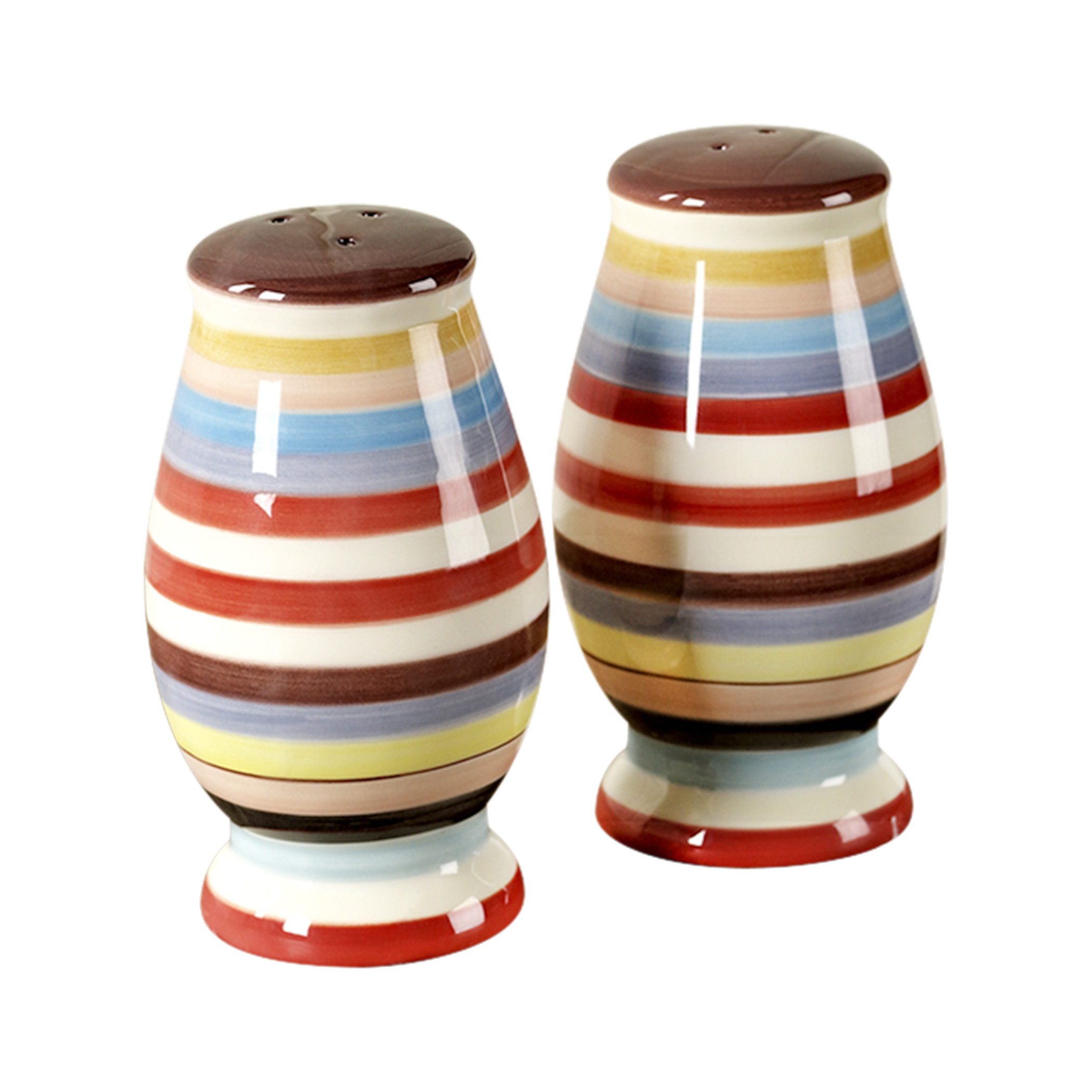 TMS M6834 EC Salt And Pepper Shaker Set By Tabletops Lifestyles