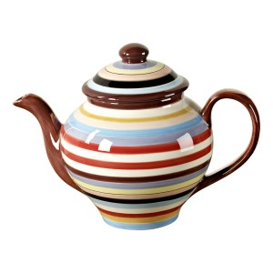 TMS-M6836-EC-75 Ounce Tea Pot by Tabletops Lifestyles