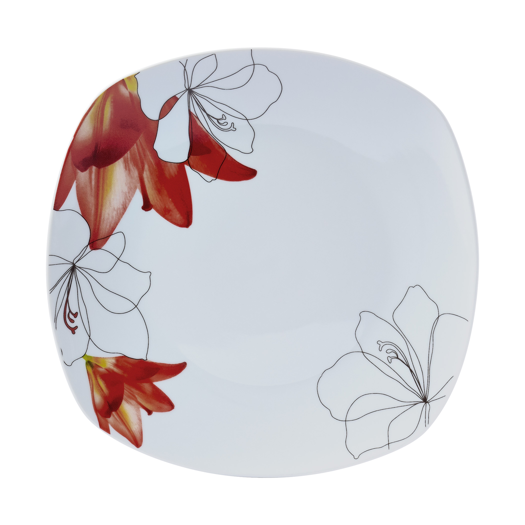 ... Tabletops Gallery · TTU T4260 EC 16 Piece Porcelain Dinnerware Set By  Tabletops Gallery_1 ...