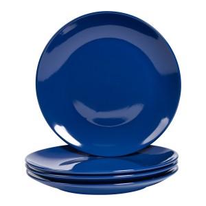 TTU-T6911-EC-Set-of-Four-10.75-inch-High-fired-Stoneware-Dinner-Plates-by-Basic-Essentials