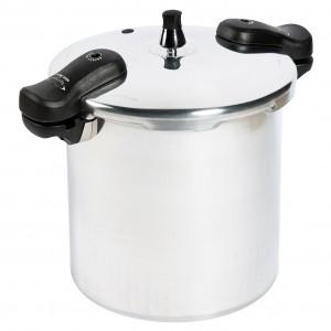 TTU-I9548-EC-12 Quart Aluminum Pressure CookerOlla de Presión by Casa Maria