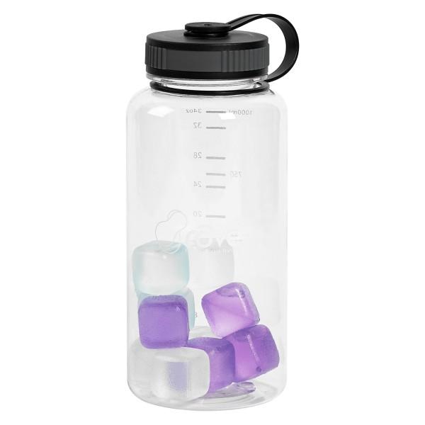 TTU-U1018-EC-38-ounce-Tritan-Hydration-Bottle-with-10-Ice-Cubes-by-rove