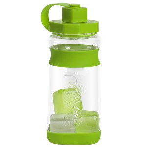 TTU-U 3750-EC 68 Ounce Tritan™ Cold Drink Hydration Bottle with Reusable Ice Cubes by rove® (2)