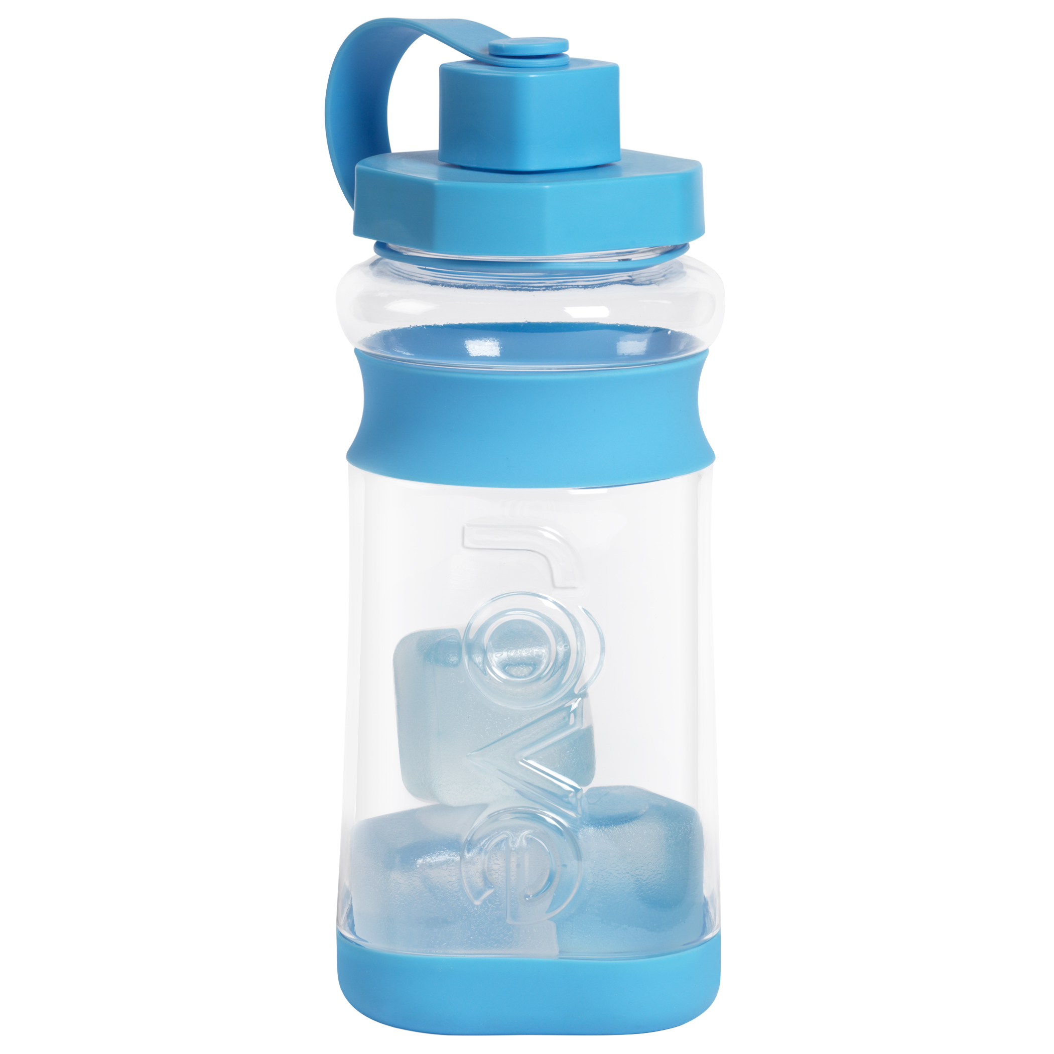 60 Ounce Tritan Cold Drink Hydration Bottle With Reusable