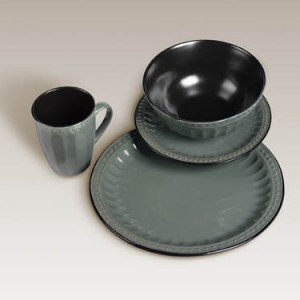 16 Piece Dinnerware Set by Tabletops Gallery